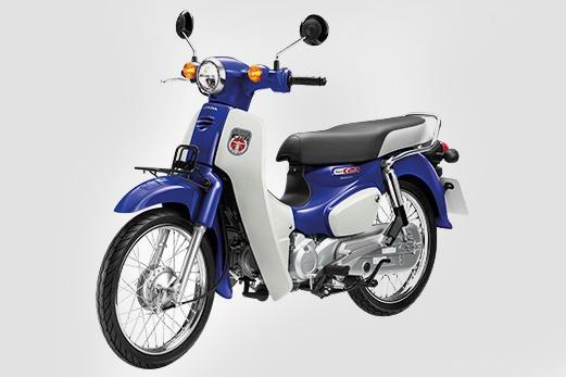 Honda Super Cub 2020 duoc ra mat tai Thai Lan hinh anh