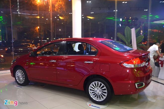 Suzuki Ciaz 2020 duoc ra mat tai VN gia 529 trieu dong anh 5