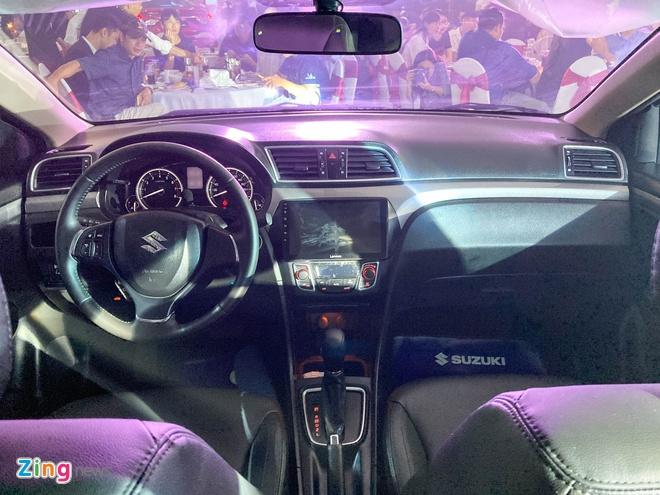 Suzuki Ciaz 2020 duoc ra mat tai VN gia 529 trieu dong anh 3