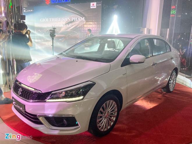 Suzuki Ciaz 2020 duoc ra mat tai VN gia 529 trieu dong anh 1