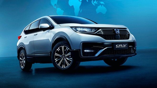 Honda gioi thieu SUV concept chay dien hoan toan anh 4