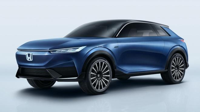 Honda gioi thieu SUV concept chay dien hoan toan anh 2
