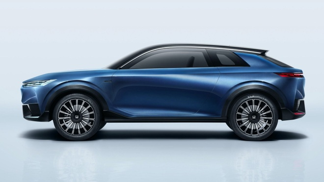 Honda gioi thieu SUV concept chay dien hoan toan anh 1
