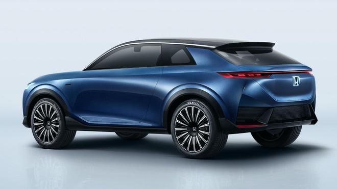 Honda gioi thieu SUV concept chay dien hoan toan anh 3