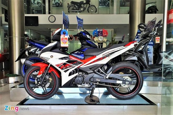 Loan gia ban Yamaha Exciter 150 tai nhieu cua hang anh 2