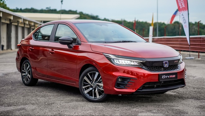 Honda City 2020 bi lo anh tai Viet Nam anh 2