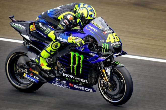 Valentino Rossi duong tinh voi Covid-19 anh 1