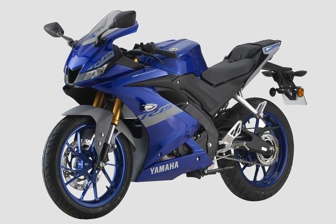 Yamaha YZF-R15 duoc bo sung them 2 phien ban mau moi tai Malaysia hinh anh