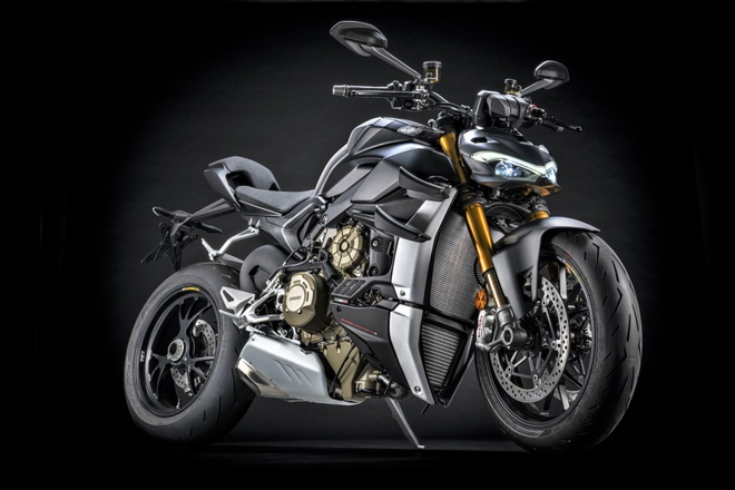 Ducati Streetfighter V4 2021 duoc ra mat hinh anh
