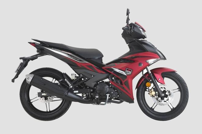 Yamaha Exciter 150 phien ban moi duoc ra mat tai Malaysia anh 3