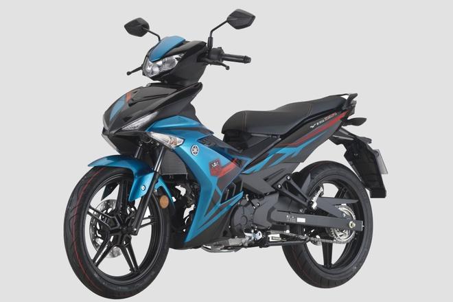 Yamaha Exciter 150 phien ban moi duoc ra mat tai Malaysia anh 2