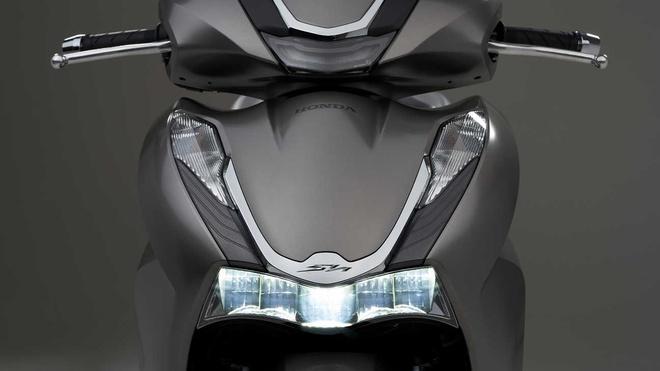 Honda SH 350i duoc ra mat tai chau Au anh 2