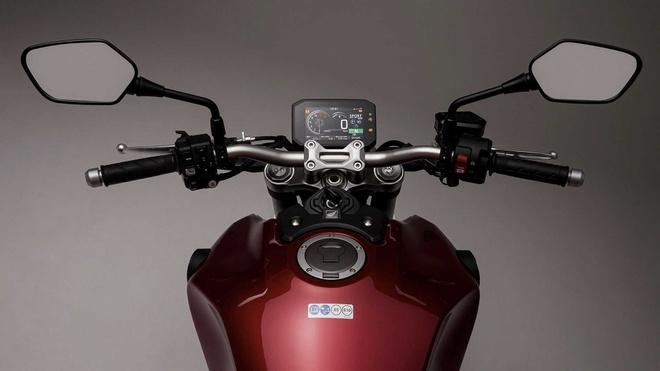 Honda CB1000R 2021 duoc ra mat anh 4