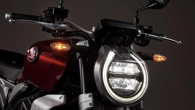 Honda CB1000R 2021 duoc ra mat anh 3