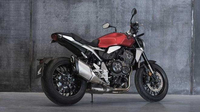 Honda CB1000R 2021 duoc ra mat anh 5
