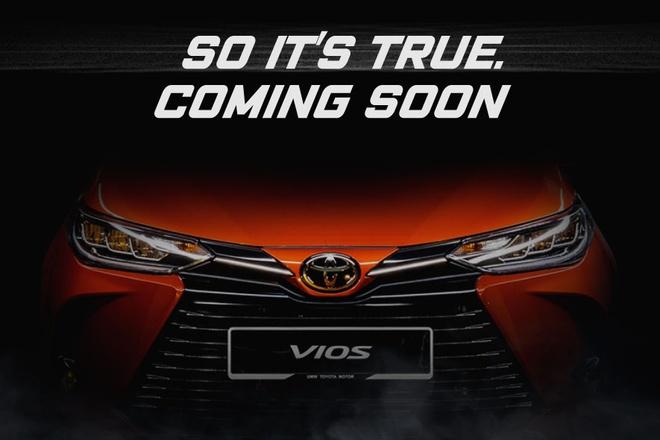 Toyota Vios 2020 sap duoc ban tai Malaysia anh 1