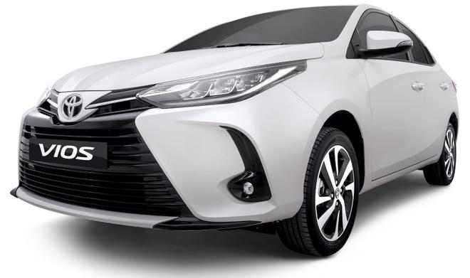 Toyota Vios 2020 sap duoc ban tai Malaysia anh 3