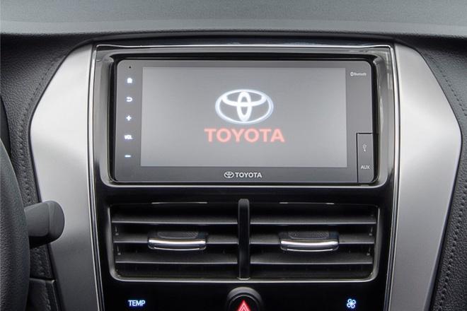 Toyota Vios 2020 sap duoc ban tai Malaysia anh 2