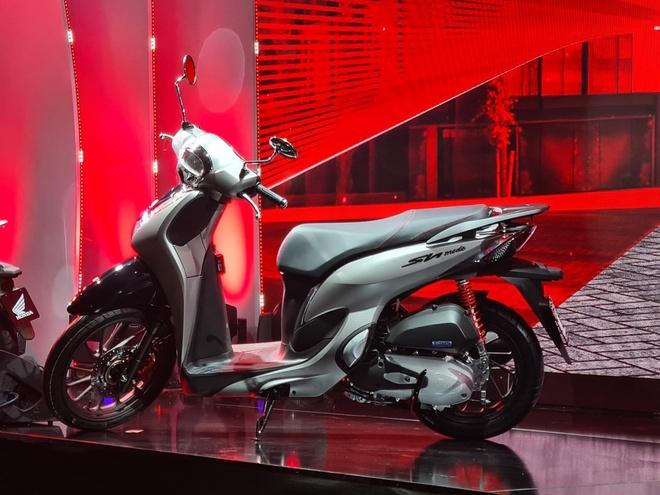 Honda SH Mode 2020 tang gia tro lai anh 1