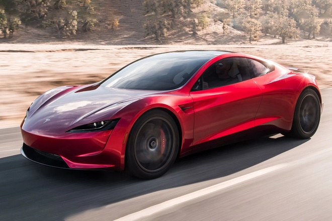 Tesla co gi, xe dien VinFast co gi? hinh anh