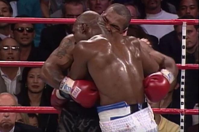 'Tay dam thep' Tyson va nhung tran dau toi te nhat hinh anh 3 Mirro.jpg