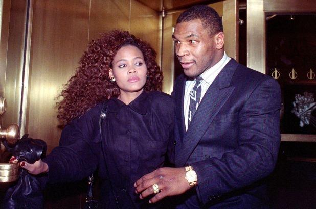 Mike Tyson va cuoc hon nhan day toan tinh hinh anh 2 tyson.jpg