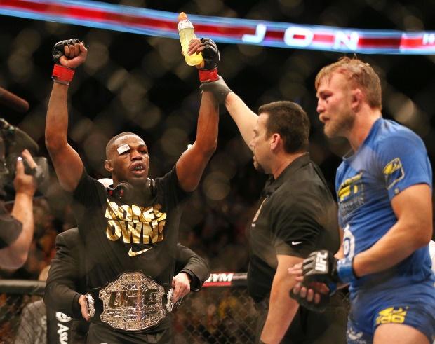 UFC anh 7