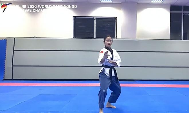 taekwondo anh 1