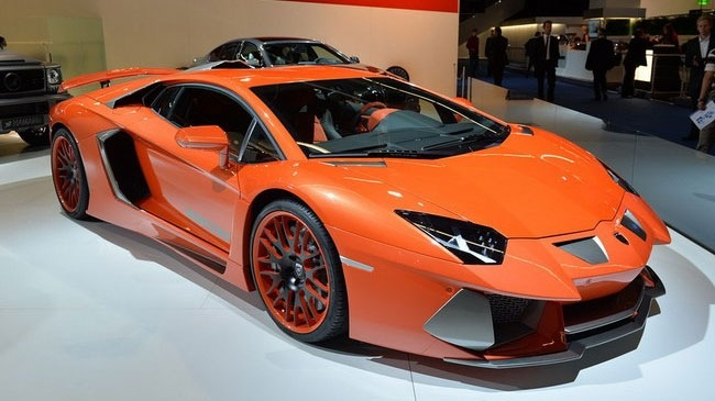 Ban do bat mat Hamann Nervudo cua Lamborghini Aventador hinh anh