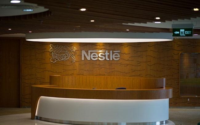 Van phong dep nhu mo cua Nestle Viet Nam hinh anh 1