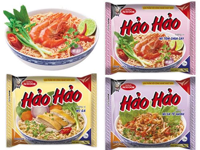 Nhung thuong hieu khoi dau cua thi truong mi goi Viet hinh anh 8 Đến những năm 2000, Vina Acecook đã gây tiếng vang khi đưa Hảo Hảo trở thành sản phẩm quen thuộc nhất với người tiêu dùng ở khu vực thành thị và nông thôn. Những gói mì đầu tiên với mức giá chỉ 800 đồng, vị chua cay hay sa tế hành đã vẽ lại bản đồ thị phần mì gói ở Việt Nam.