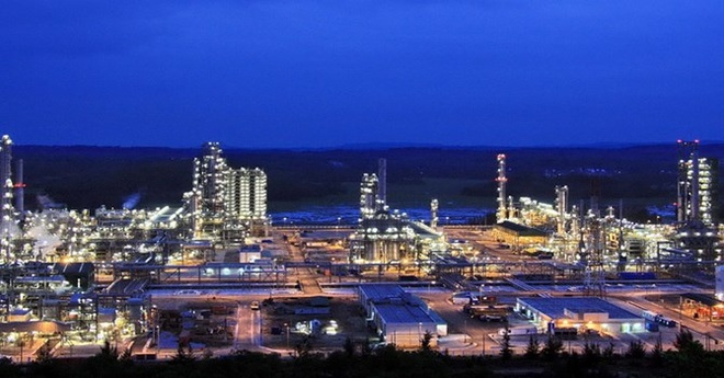 Gazprom Neft muon mua 49% co phan Nha may Loc dau Dung Quat hinh anh 1