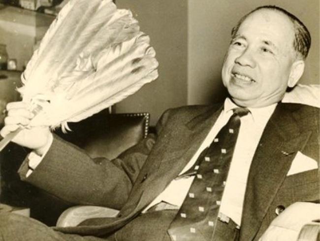 Ai dung sau nhung thuong hieu Viet vang bong the ky 20? hinh anh 4 Tỷ phú Trương Văn Bền.