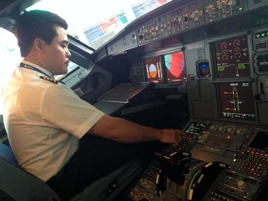 May bay canh cong dau tien cua Jetstar Pacific ve Viet Nam hinh anh 4