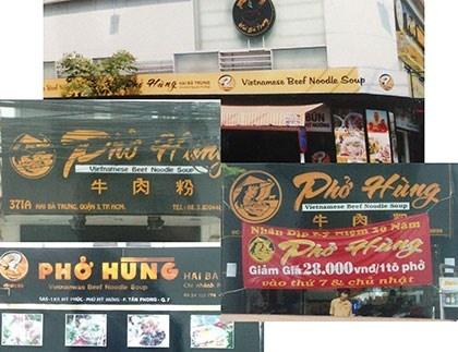 Tranh chap quanh cai ten Pho Hung hinh anh