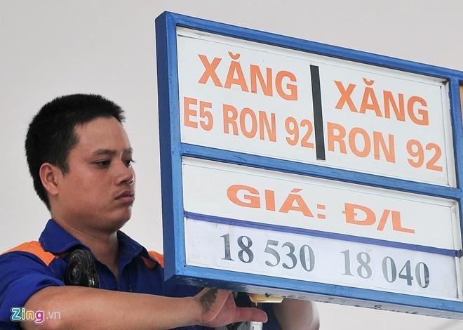 Gia xang Viet Nam dang o dau tren ban do the gioi? hinh anh