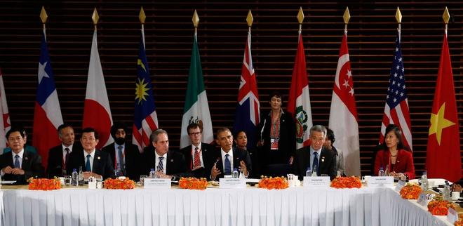 Bo Cong Thuong cong bo noi dung tom tat Hiep dinh TPP hinh anh 1 Những quy định khung về hiệp định thế kỷ TPP đã được Bộ Công Thương giới thiệu trên website chính thức. Ảnh: Reuters.