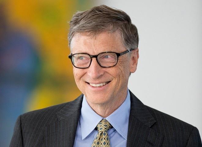 Bill Gates mat ngoi giau nhat the gioi trong 30 phut hinh anh
