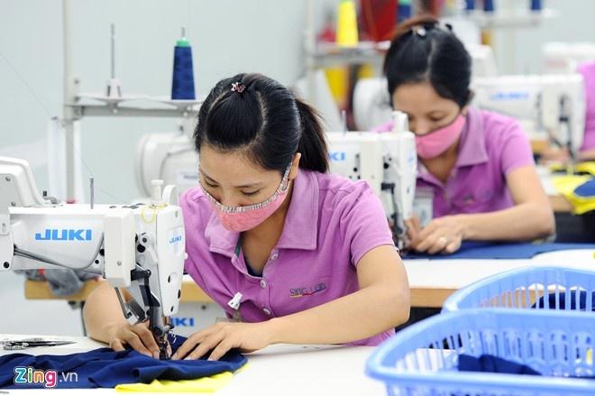 Muc tieu 70 ty USD sau FTA Viet Nam - Han Quoc hinh anh 1 Các sản phẩm dệt may của Việt Nam có cơ hội được xuất khẩu sang Hàn Quốc với mức thuế ưu đãi 0% nhờ dựa vào các quy định về