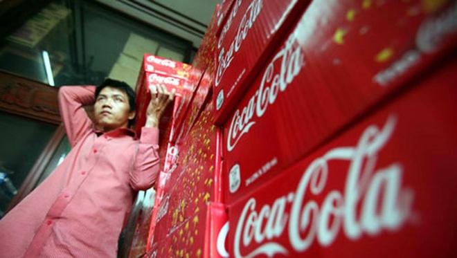 Coca-Cola Viet Nam vao dich ngam chong chuyen gia hinh anh