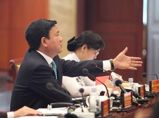 Bo Tai chinh 'phan phao' Bi thu Thang ve uu dai doanh nghiep hinh anh