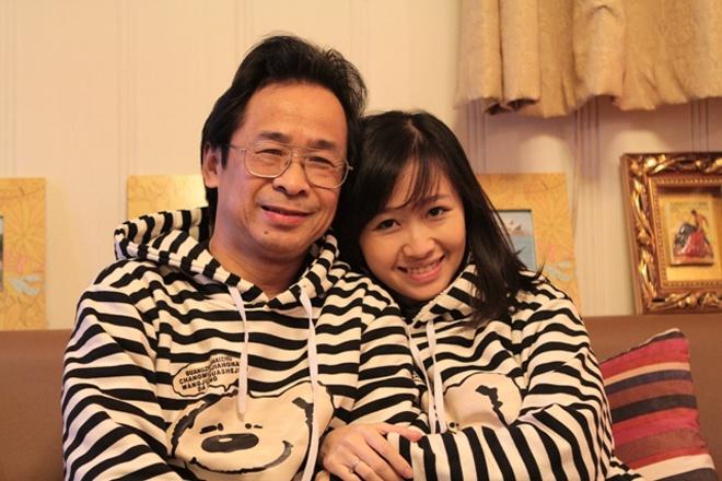 Nu PGS tre xinh dep ho Nguyen Lan: 'Toi la nguoi may man' hinh anh 1