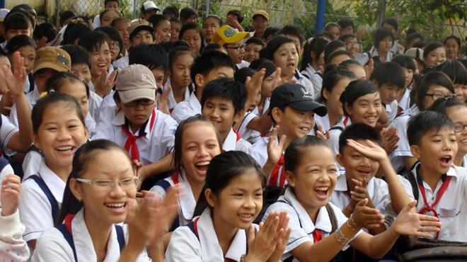PISA: Hoc sinh Viet Nam tron hoc cao hon muc trung binh hinh anh