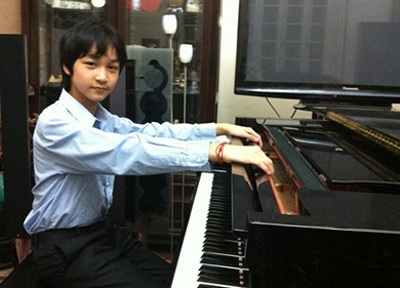 Con trai ca si Thanh Lam la guong mat tre Viet Nam tieu bieu hinh anh