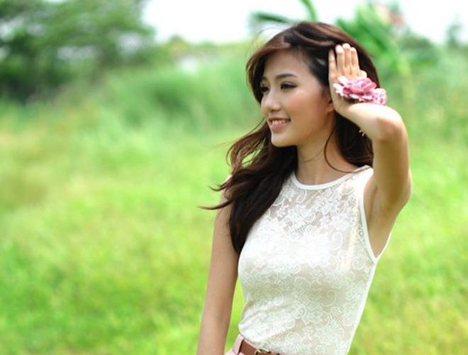 7 hot girl co chieu cao noi troi cua showbiz Viet hinh anh 1