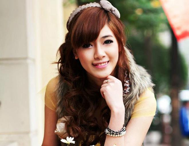 7 hot girl co chieu cao noi troi cua showbiz Viet hinh anh 3