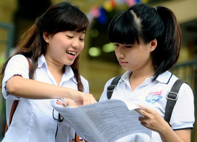 DH Quoc gia Ha Noi cong bo diem, thu khoa dat 28,5 hinh anh