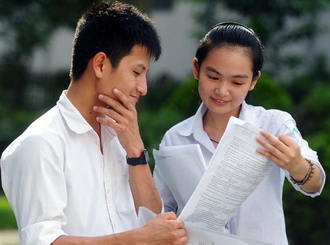 DH Luat, Cong nghiep Ha Noi du kien diem chuan hinh anh