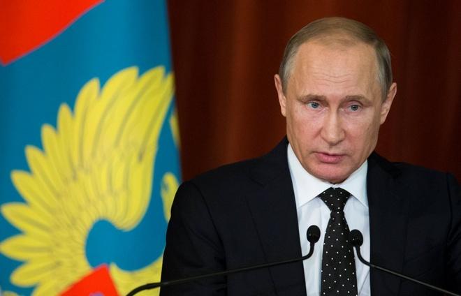 Tong thong Putin noi quan doi Nga manh hon moi doi thu hinh anh