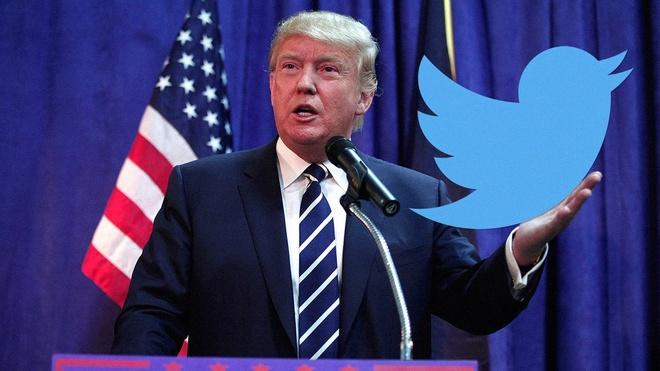 24 gio soi dong cua Donald Trump tren Twitter hinh anh
